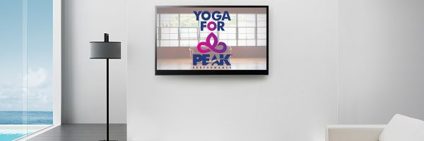 Stream our yoga for swimming video online