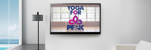 Stream our Yoga for Swimmers Video