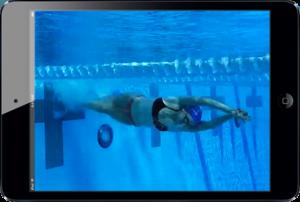 peak performance swim camp starts turns video analysis