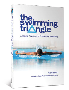 peak performance swim camp swimming triangle book nick baker