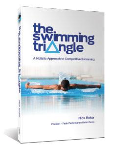 peak performance swim camp swimming triangle book nick baker