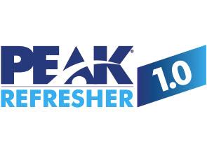 peak refresher 1 swimming instructional video